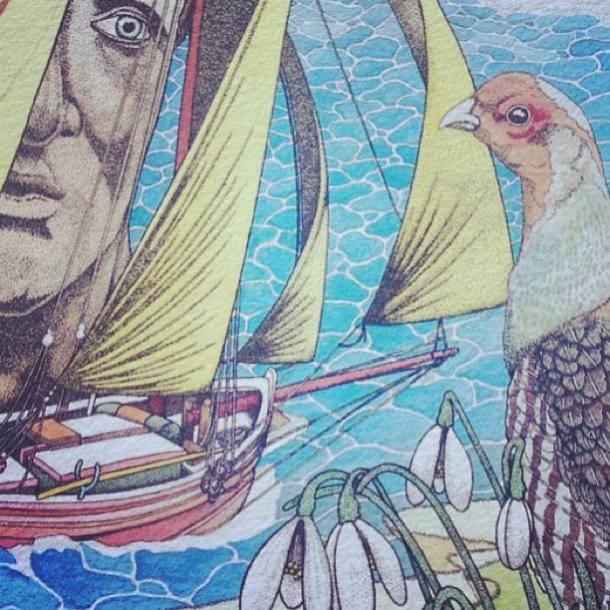 Perdix Cover Art