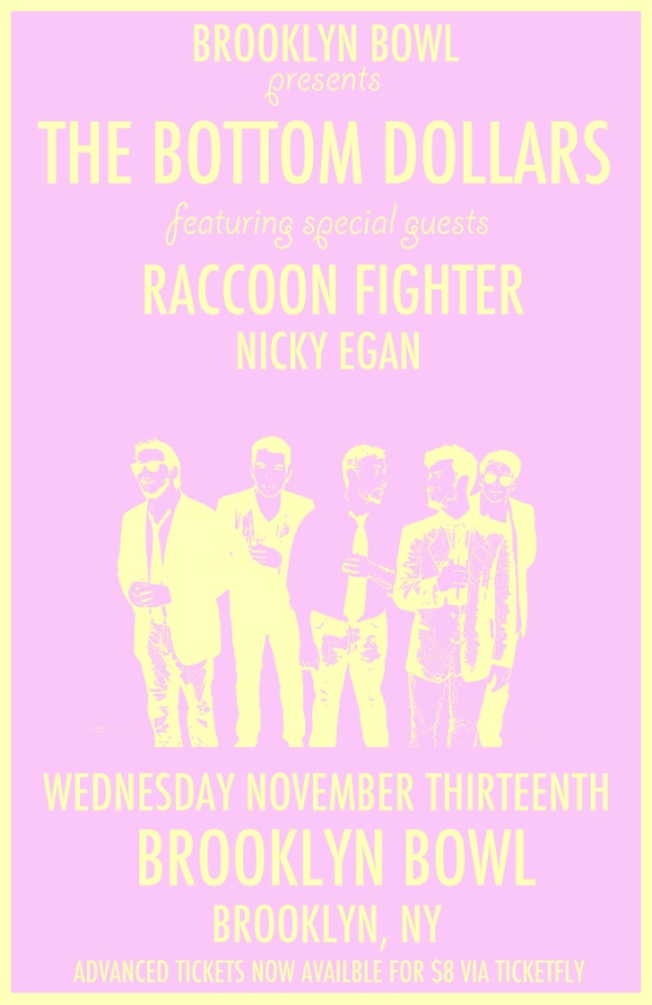 Raccoon Fighter Nov 13