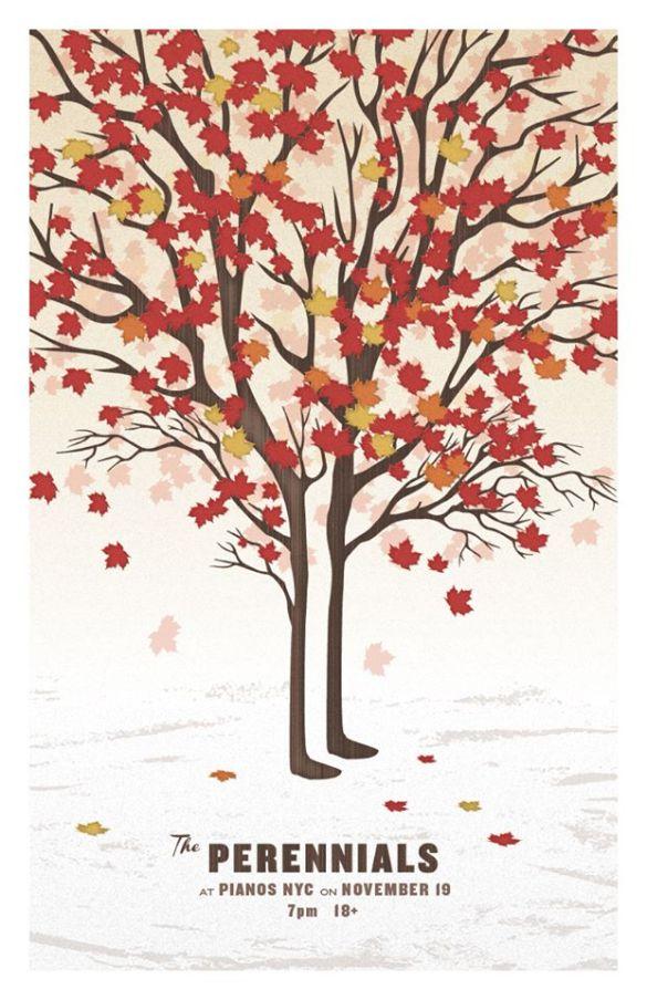 The Perennials Nov 19